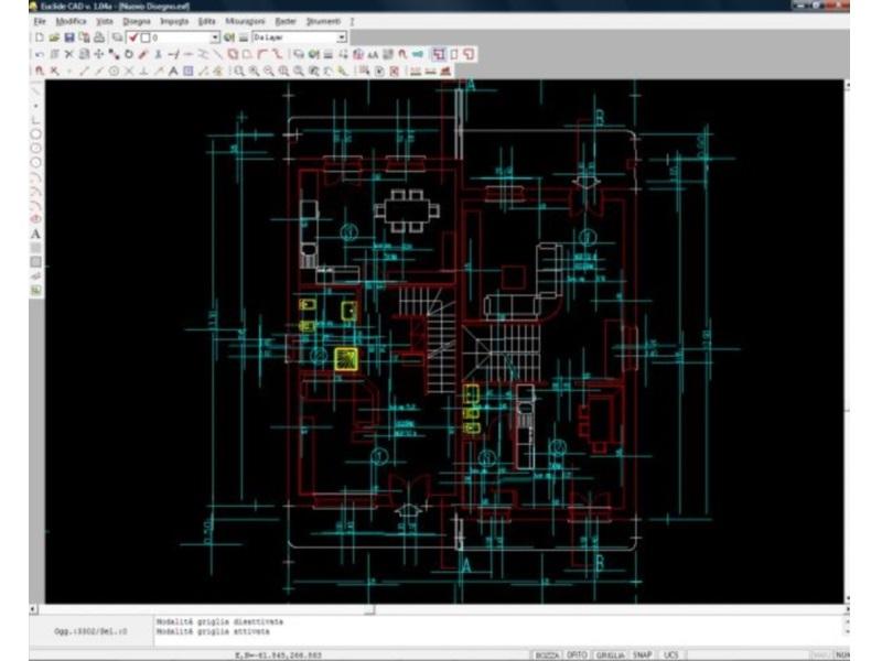 Importazione misure da file DXF