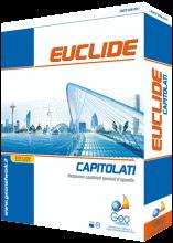 Euclide CapitolatiSoftware per la stesura dei capitolati speciali di appalto aggiornato al D. Lgs. 50/2016