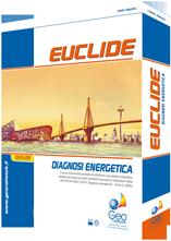 Euclide Diagnosi EnergeticaÈ il nuovo software, abbinabile ad Euclide Certificazione Energetica PRO o LT, che permette di effettuare una analisi energetica adattata all'utenza su edifici esistenti secondo le indicazioni della UNI CEI EN 16247-2:2014: Diagnosi energetiche - Parte 2: Edifici.