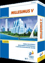 MillesimusSoftware per la predisposizione ed il calcolo delle tabelle millesimali, la stesura dei regolamenti condominiali e la contabilizzazione del calore (UNI 10200:2015)