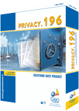 Privacy.196Redazione del D.P.S. (Documento Programmatico sulla Sicurezza dei dati personali) e gestione degli adempimenti di cui al D.Lgs. 196/03.